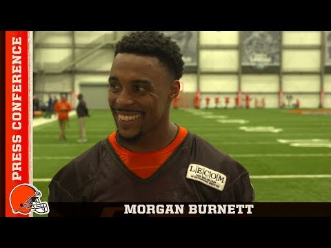 """Morgan Burnett:  """"I look forward to continue to grow as a group"""" 