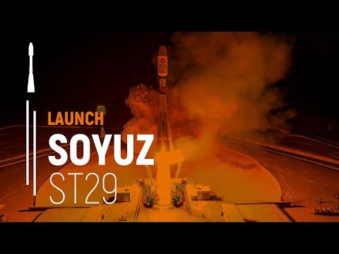 Arianespace Flight ST29 - OneWeb (EN)