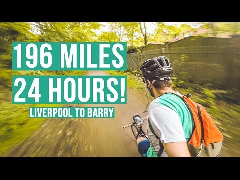 CYCLING 196 MILES ON A SINGLE SPEED