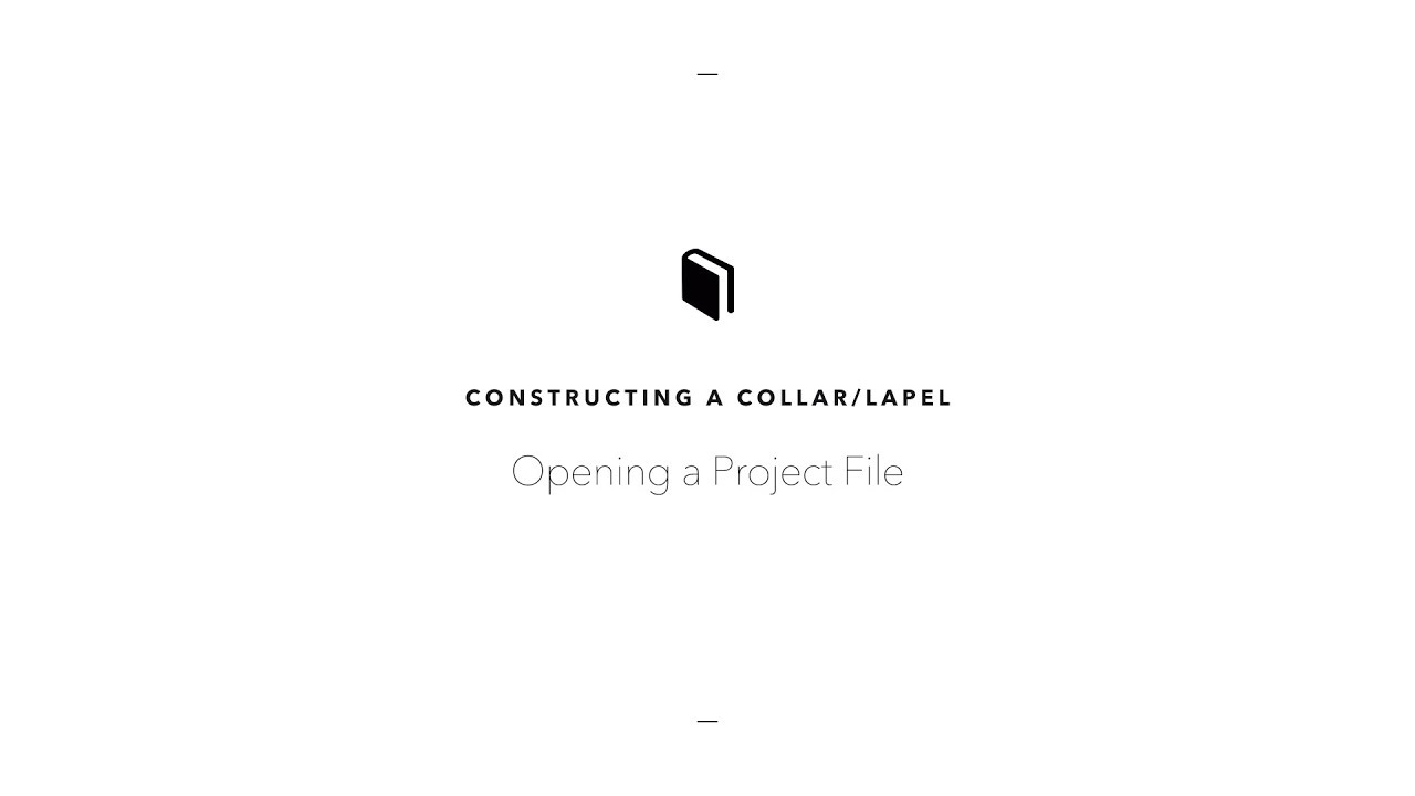 Constructing a Collar/ Lapel – How can we help you?