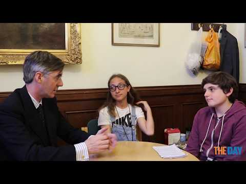 The Day | interview with Jacob Rees-Mogg