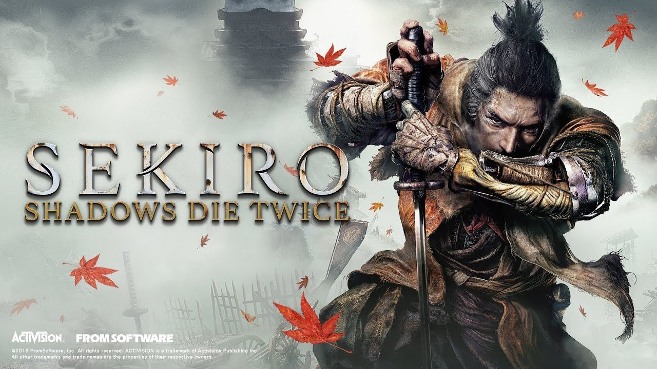 PS4《Sekiro: Shadows Die Twice》宣傳影像(中文字幕)