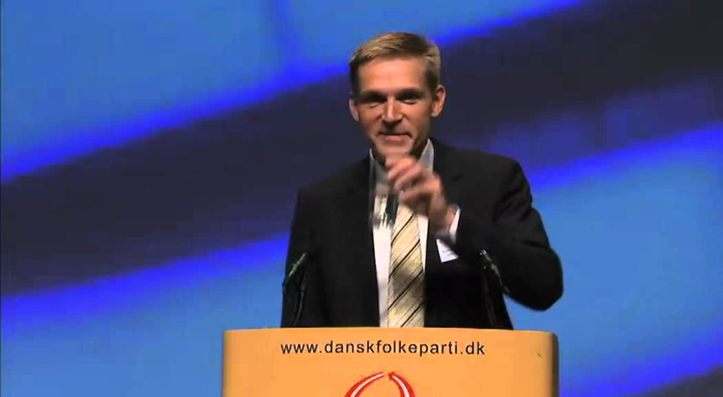 Kristian Thulesen Dahls tale til Dansk Folkepartis årsmøde 2012