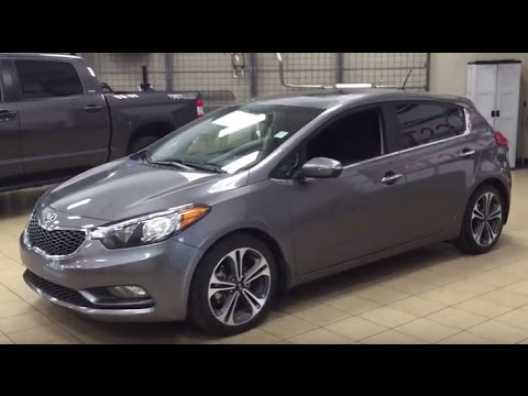 2016 Kia Forte Ex Review