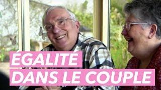 Une étude dit que les couples qui ont une bonne répartition des tâches durent plus longtemps que les autres. Micheline et Claude-Jean en sont une illustration ...