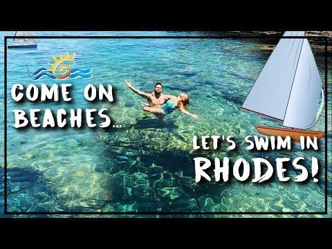 Welcome to Rhodes beach-es !