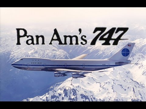 Pan Am's Brand New 747 (Commercial, 1969, color)