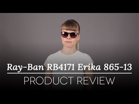 Ray Ban Erika Review
