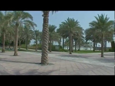 Emirates Palace U2013 Dream Hotel   Wasserspiele/Strand/Pool U2013 Part 2