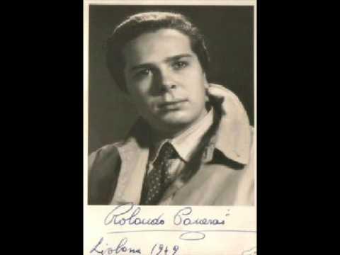 Rolando Panerai in Manon Lescaut - Giacomo Puccini ( Sei splendida e lucente )