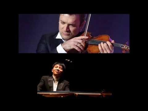 Renaud Capuçon & Kit Armstrong Recital, Mozarteum, Salzburg 30/01/2017
