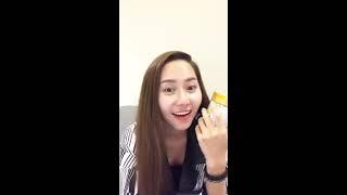 Diễn viên Tường Vi review Kẹo mầm đậu nành