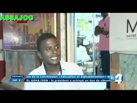 Djibouti: Telefilm Afar-Dirab Kee Nummaay