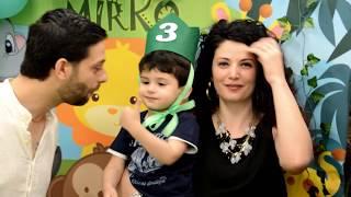 happy birthday mirko jungle party tre anni funny video