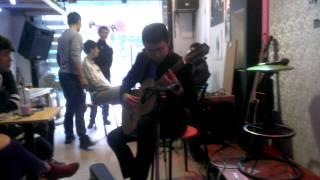 giấc mơ trưa nghệ sỹ guitar vũ hiển