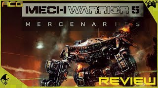"Mechwarrior 5 Mercenaries Review ""Buy, Wait for Sale, Rent. Never Touch?"""