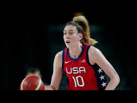 Breanna Stewart leads Team USA women's basketball to another ...