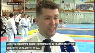 Благовещенск принял первый на Дальнем Востоке мастерский турнир по джиу джитсу