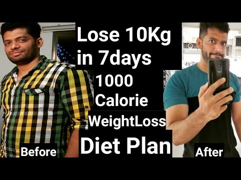 Lose 10Kg in 1 week/Egg Diet Tamil/Egg diet for WeightLoss in tamil/Egg diet before and after tamil