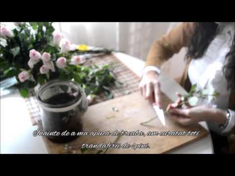 Aranjament Floral De Masa Facut Cu Doar 30 De Lei Youtube