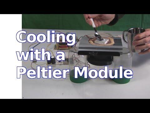 Peltier Module Cooling - The Peltier Effect