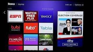 First Look: Roku OS 9 (The Newest Roku OS - November 2018)