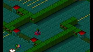 Lemmings Paintball Walkthrough (Part 15) Mayhem Difficulty - Levels 13 And 14