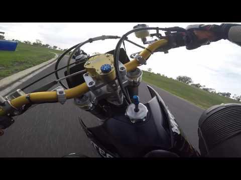 Husaberg FS650e Broadford Full Track