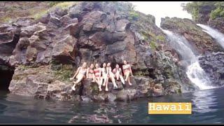 Hawaii Trip 2019: Cliff jumping, swimming, & exploring (Kona, Hilo, and Milolii)