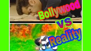 Bollywood Vs Reality\Real life funny videos (comedy videos) best Bollywood spoof compilation