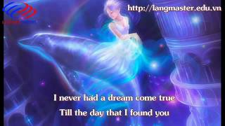 Hoc tieng Anh qua bai hat  Never had a dream come true   S Club   YouTube