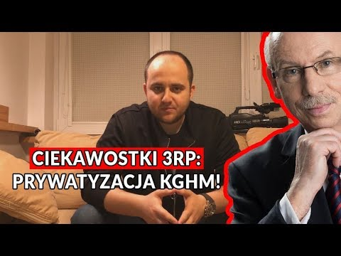 CIEKAWOSTKI 3RP || 400 MLN $ za KGHM?! Lewandowski chciał go oddać za BEZCEN!