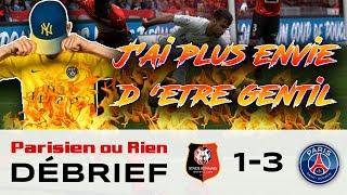 Download Video Debrief Sabri Rennes Vs PSG 1-3 suivi d'une réaction OL vs OM MP3 3GP MP4