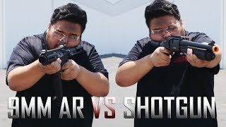 G&G ARP9 VS JAG SCATTERGUN - Airsoft GI
