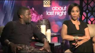 About Last Night's Regina Hall does impression of mother reacting to sex scenes   Video   www onther