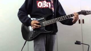 Yugto - Rico Blanco 「イチゴくん」 guitar cover