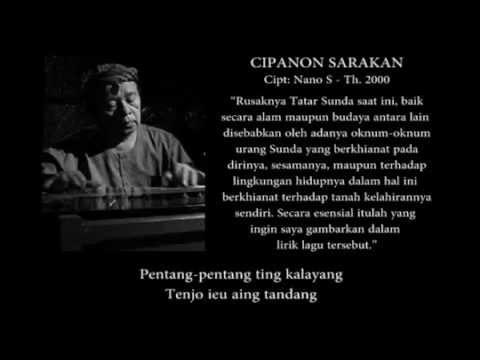 Cipanon Sarakan - Nano S - Th.2000