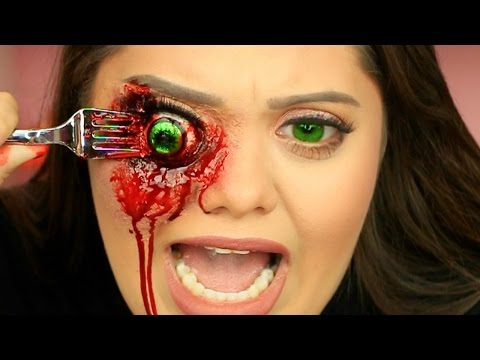 Thumbnail: FORK STUCK IN MY EYEBALL!