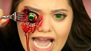 Video FORK STUCK IN MY EYEBALL! download MP3, 3GP, MP4, WEBM, AVI, FLV Desember 2017