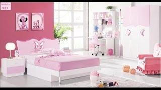 How To Make Doll Kids Bedroom Furniture