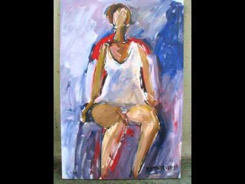 Greek Artist Kyriarkos Lazarides