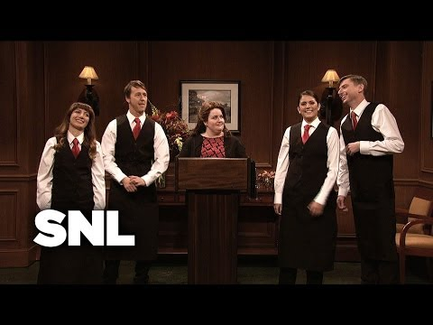 Ruth's Chris Employees - SNL