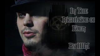 'In the Nightside of Eden' - Lyric Video (HIM)