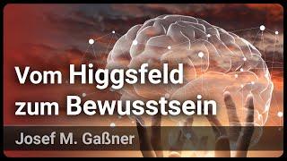 Materie, Higgsfeld, Quantenmechanik, Leben und Bewusstsein | Josef M. Gaßner