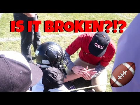 GAME DAY ROUTINE | INJURY EMT CALLED