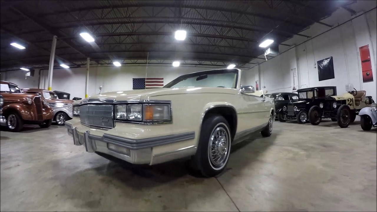 1986 cadillac deville youtube 1986 cadillac deville