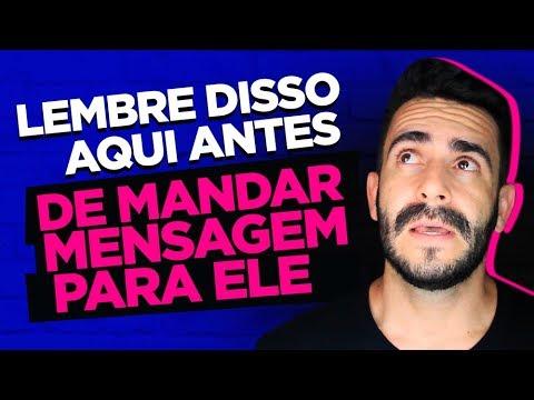 LEMBRE DISSO AQUI ANTES DE MANDAR MENSAGEM PRA ELE