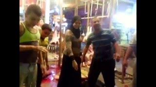 Kurban Kesen Kız 1 Sheep Slaughter Girl. KKB