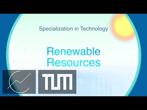 Specialization in Technology: Renewable Resources