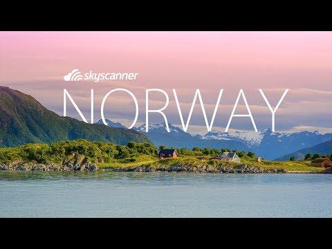 Sailing the Arctic coastline of Norway